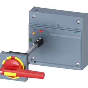 Türkupplungsdrehantrieb NOT-AUS IEC IP65 - Zubehör für 3VA15/25 1000