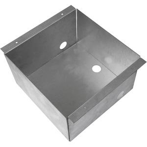 Einbaugehäuse Stahlblech für Strahler VISIBLE COVER DITTO
