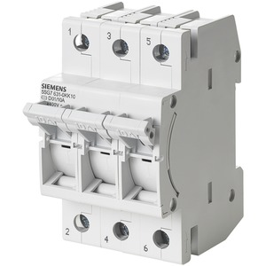 MINIZED-Sicherungslasttrennschalter D01 16A 230/400V 1P+N