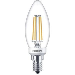 LED Kerze Classic LEDcandle 5-40W 470lm E14 827 B35 klar dimmbar