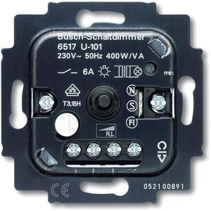 Unterputz Geräte Dimmer min. 60 W max. 400 W