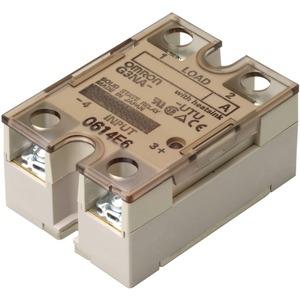 Halbleiterrelais ohne Kühlkörper 240VAC / 50A Ansteuerung 5 - 24 VDC