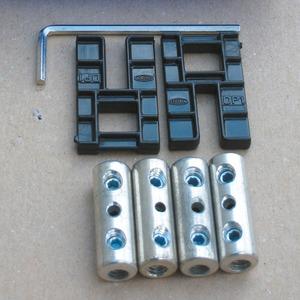 Schraubverbinder Satz von 10 bis 16 mm²