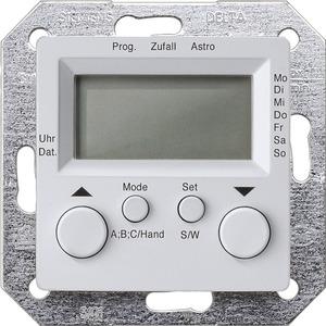 I-System aluminium-metallic Jalousiesteuerung Komfort Komplettgerät