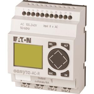 Steuerrelais 230 V AC 8 Eingänge/4 Relais EASY512-AC-R
