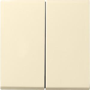 Aufsatz Seriendimmer für System 55 cremeweiß