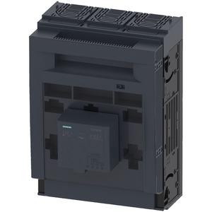 Sicherungslasttrennschalter 3-polig NH2 400A Montageplattenaufbau