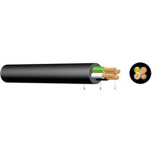 Gummi Schlauchleitung mittel GMSUÖ-J 5X2,5 schwarz