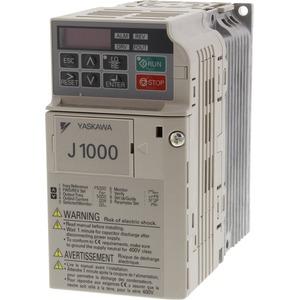 Frequenzumrichter J1000 0,4 kW 3.0 A 230 VAC 3-phasig U/F-Steuerung