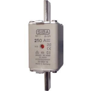 NH-Sicherung gG Gr.1 Typ NH1 200A Kombimelder