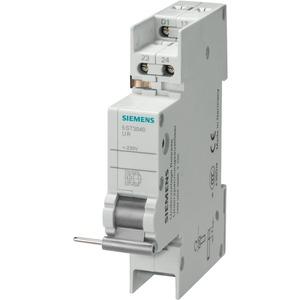 Unterspannungsauslöser für Leitungsschutzschalter AC230V 6 Klemmen 17