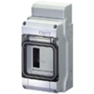 KV-Automatengehäuse 4,5TE/1 IP65 KV 9104Z 1-R/4,5TE