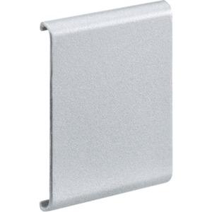 Duo Profil Cap Verbinder 4er Pack Kunststoff Alu matt