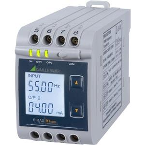 Uni - Messumformer Frequenz mit LCD-Anzeige - 2 konf. analoge Ausgänge