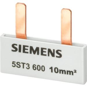 Stiftsammelschiene 10qmm Anschluss:12x1-ph.