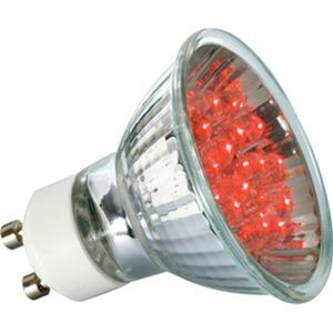 LED Reflektorlampe 1 Watt GU10 Rot