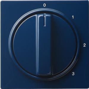 Abdeckung Knebel 3-Stufen 0/1/2/3 für S-Color blau