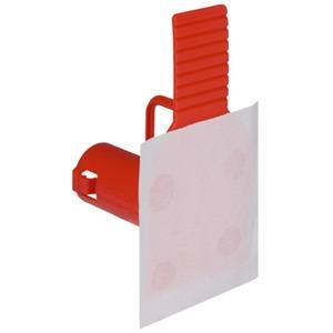 Betonbau Wand-Decken-Übergang für M25 Rohre mit Spezial-Haftkleber