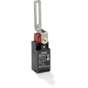 Sicherheitsschalter für Schwenktüren 1 Kabeleinf. Pg13,5 2Ö