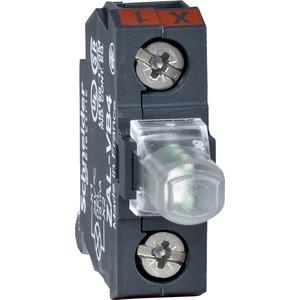 LED 230V AC blau ZAL-VM6