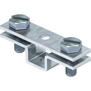 Abstandschelle für Bandstahl 40mm St FT