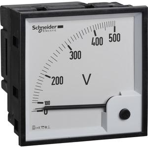 Skala Amperemeter 0-600A 96x96mm
