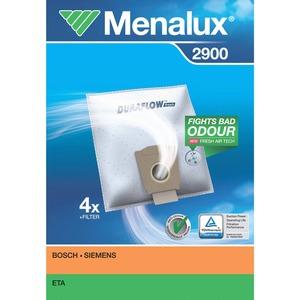 Staubbeutel 4 Stk. Duraflow Synthetik + 1 Mikrofilter 2900