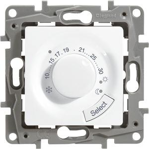 Niloe Thermostat 7-30°C Schließerkontakt 8A ohne Spreizkrallen