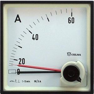 Amperemeter 800 5 A 50Hz BIQ 72n