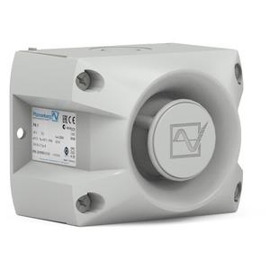 Schallgeber PA 1 GRAU für kürzere und sichere Montagezeiten 100 dB(A)