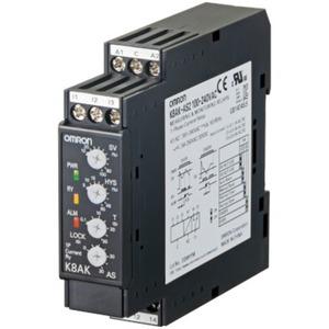 Überwachungsrelais 1-Phase Über-/ Unterstrom bis 8 A AC/DC