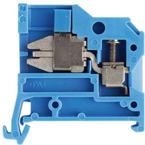 Neutralleiter-Reihenklemme NT 10/35 10X3 BL