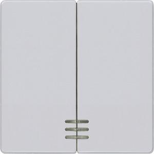 Wippe f.Ser/Dop.Schalter Delta Vita alu/met 5TG6244