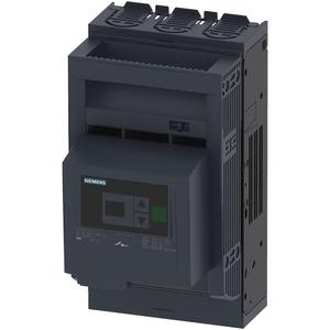 Sicherungslasttrennschalter 3-polig NH00 160A Montageplattenaufbau