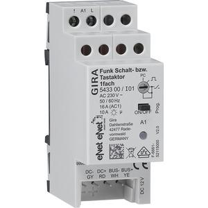 eNet Funk-Schalt-/Tastaktor 1-fach REG
