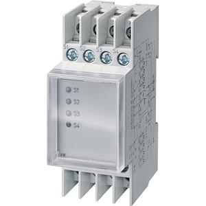 Störmelderelais T5570 AC230V 5A Zusatzmelder mit Klarsichtkappe