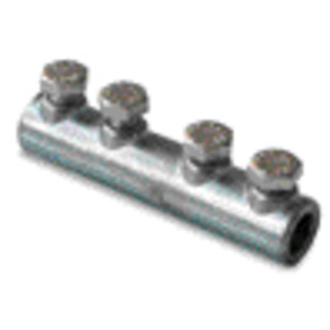 Verbindungsmuffe 8/8mm Kupfer