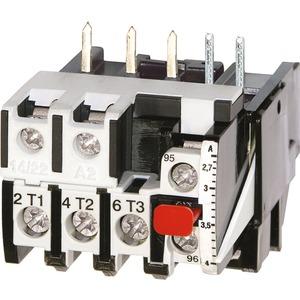 Motorschutzrelais 3-polig 1,8 bis 2,7A Direktmon. J7KNA J7KN10-22 man.