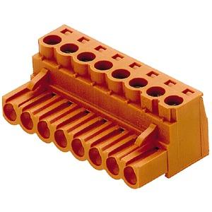Leiterplattensteckverbinder Buchsenstecker 5,08 mm 6-polig
