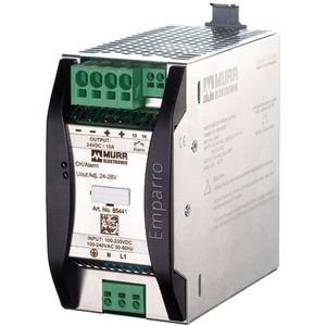 Schaltnetzteil Emparro 1PH IN 100-240VAC OUT 24-28VDC 10A Power Boost