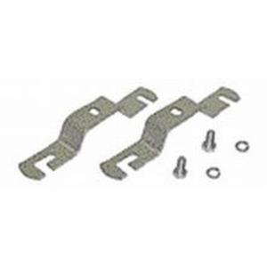 Deckenanschraubbügel (Paar) Stahl verzinkt