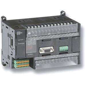 CP1H-Kompaktsteuerung 20 kSteps Programm 32 kWorte Datenspeicher 24 VD