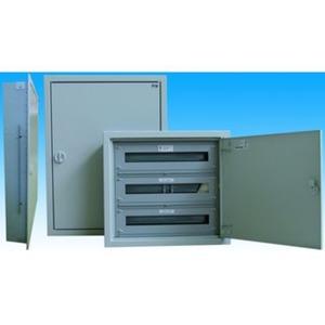 UP-Installations-Flachverteiler Nischenmaß B550xH1190xT110mm