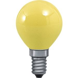 Tropfenlampe 25W E14 Gelb