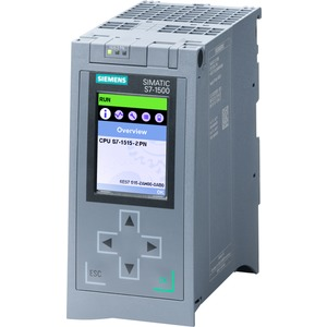 SIMATIC S7-1500 CPU 1515-2 PN Zentralbgraugruppe