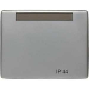 Wippe mit Beschriftungsfeld Arsys IP44 Edelstahl Rostfrei