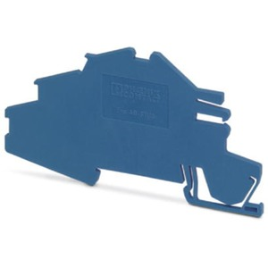 Auflagebock 1-polig 200 mm blau