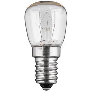Signallampe E14 220-235V 15W