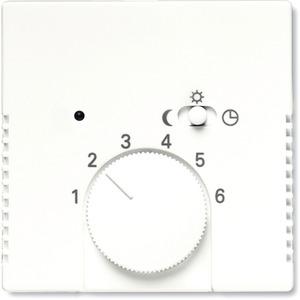 Zentralscheibe für Temperaturregler 1095 U 1096 U 1095 UF studioweiß