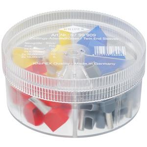 Sortimentsbox mit Twin-Aderendhülsen